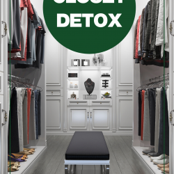 Closet Detox volgens BASIS stappenplan